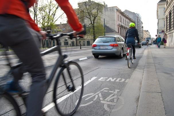 Neue Gesetze für den Radverkehr
